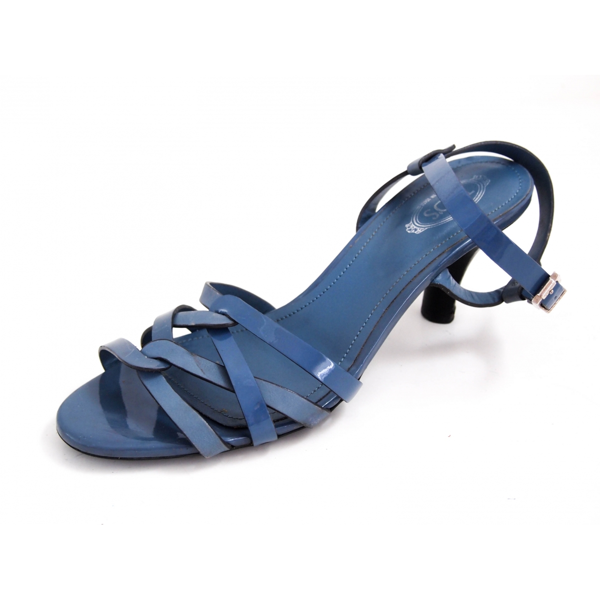 Sandalias de Charol Tods