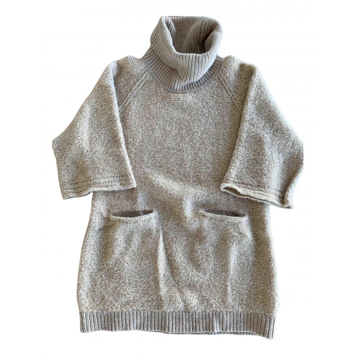 3.1 Phillip Lim \N Pullover in  Kamel Wolle