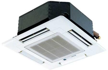 SLZ-KA12NA4R1 Mini Split Indoor Ceiling Cassette with 11100 Cooling BTU and 13600 Heating BTU