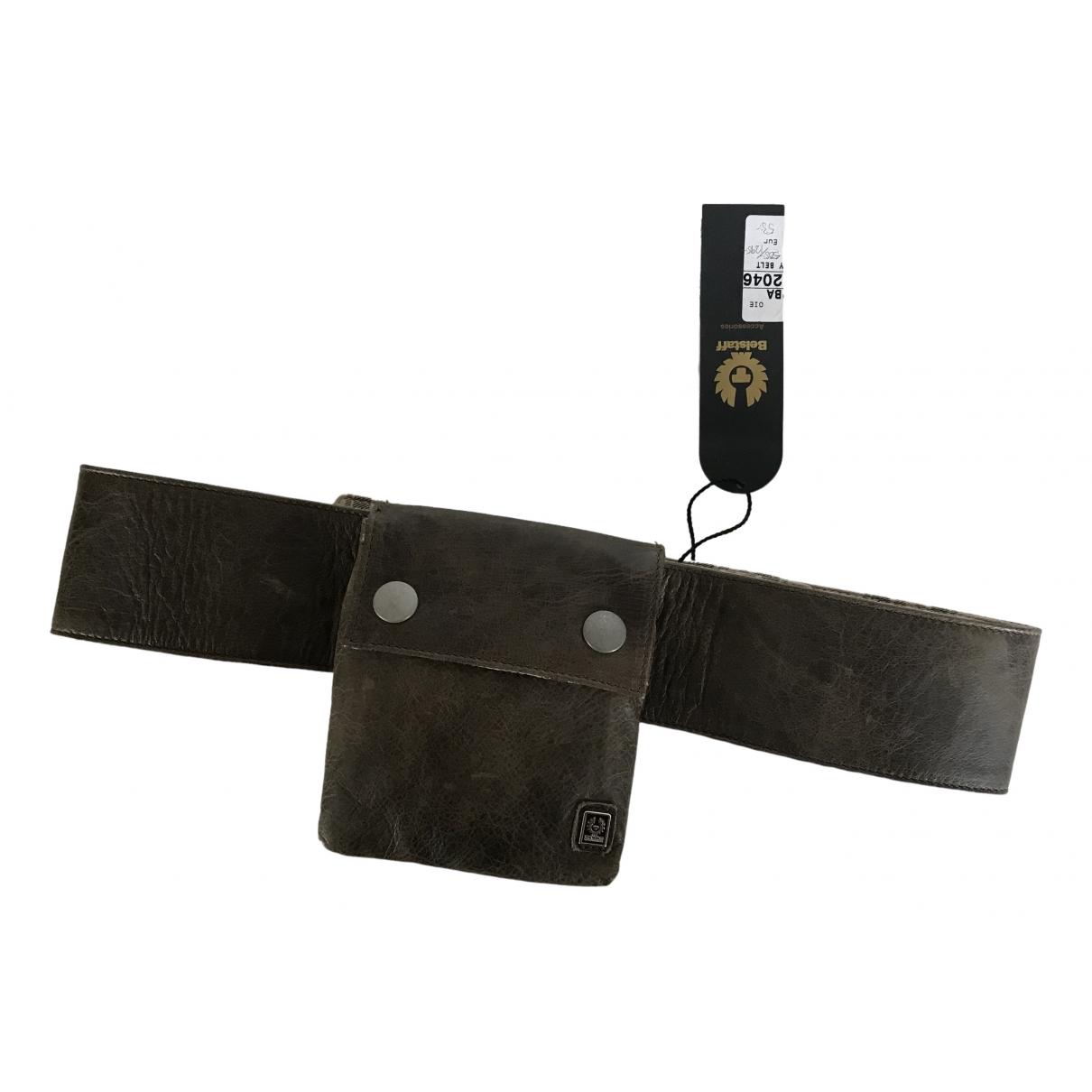 Belstaff \N Brown Leather wallet for Women \N