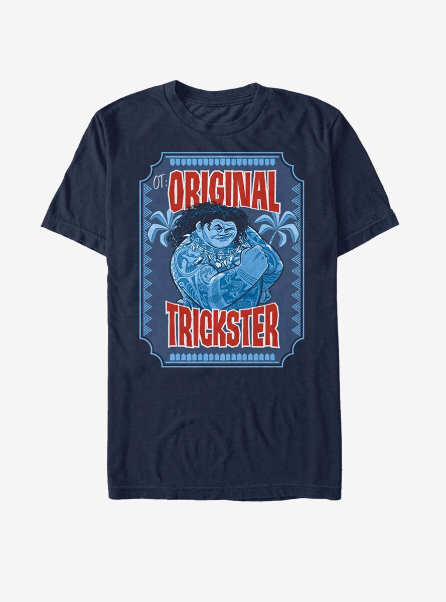 Disney Moana Maui Original Trickster T-Shirt