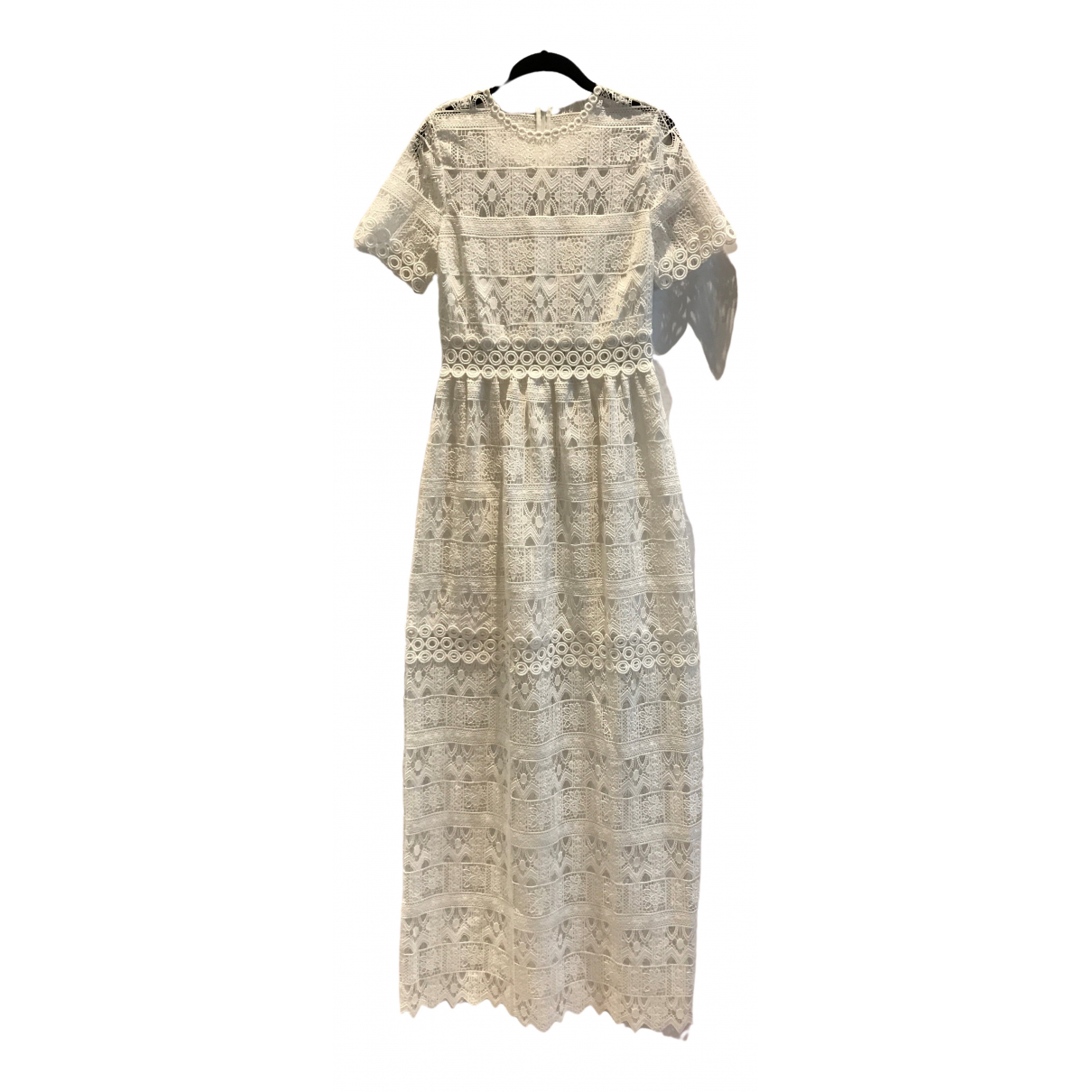 Alexis \N White dress for Women M International