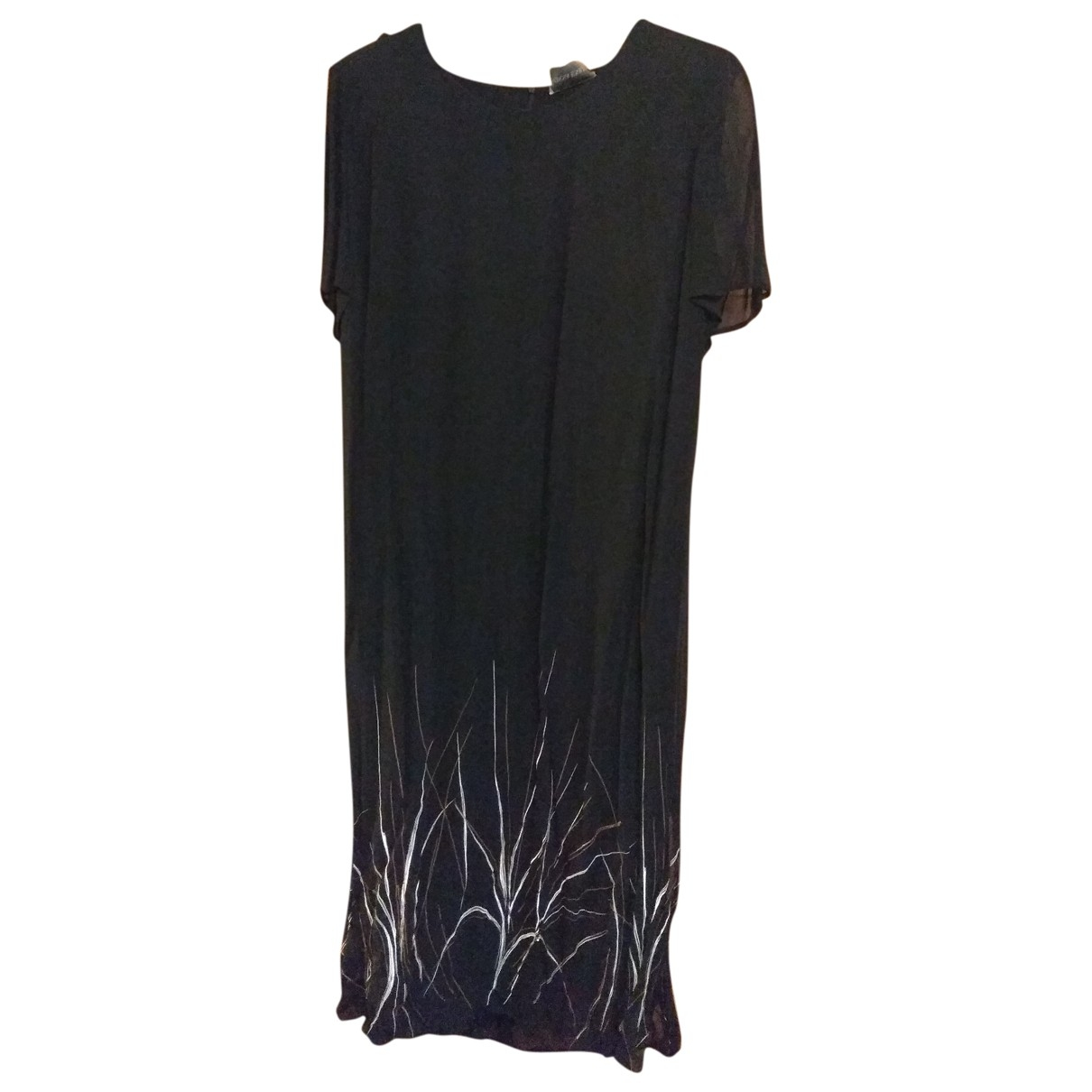Non Signé / Unsigned \N Black dress for Women 48 IT