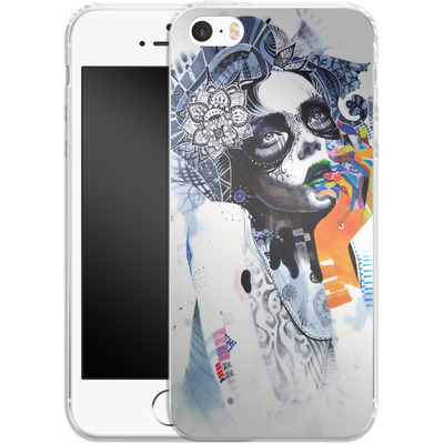 Apple iPhone 5 Silikon Handyhuelle - The Dream von Minjae Lee