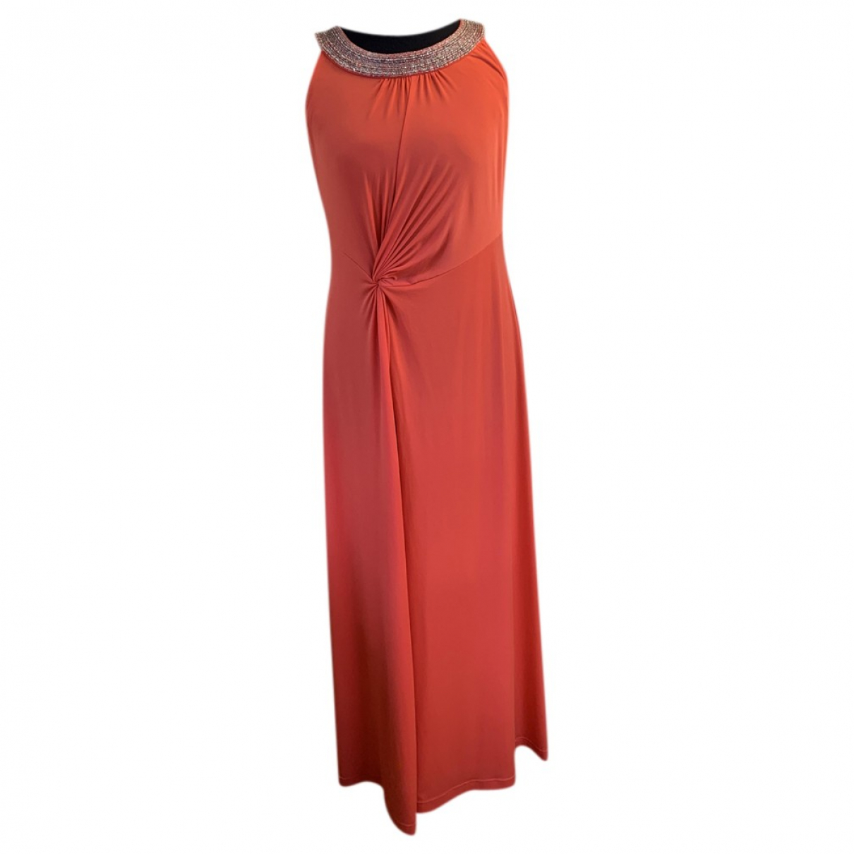 Michael Kors \N Kleid in  Rot Viskose