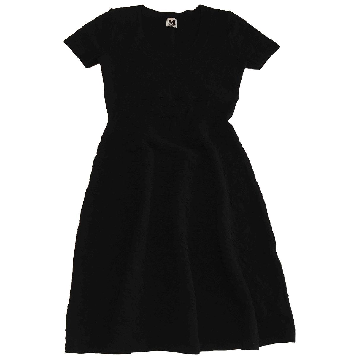 M Missoni \N Black dress for Women 42 IT