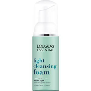 Douglas Collection Douglas Essential Cleansing Face & Eyes Light Cleansing Foam 50 ml