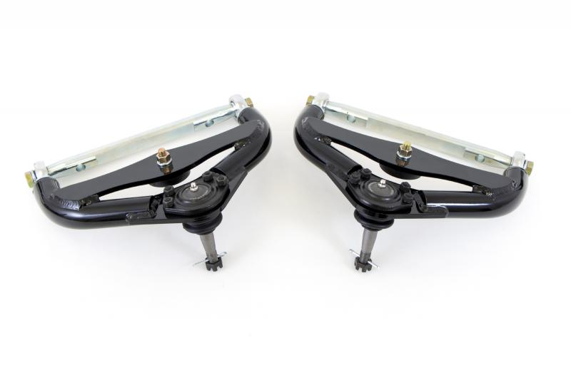 UMI Performance 3056-1-B 1978-1988 G-Body, S10 Tubular Front Upper A-Arms, Adjustable