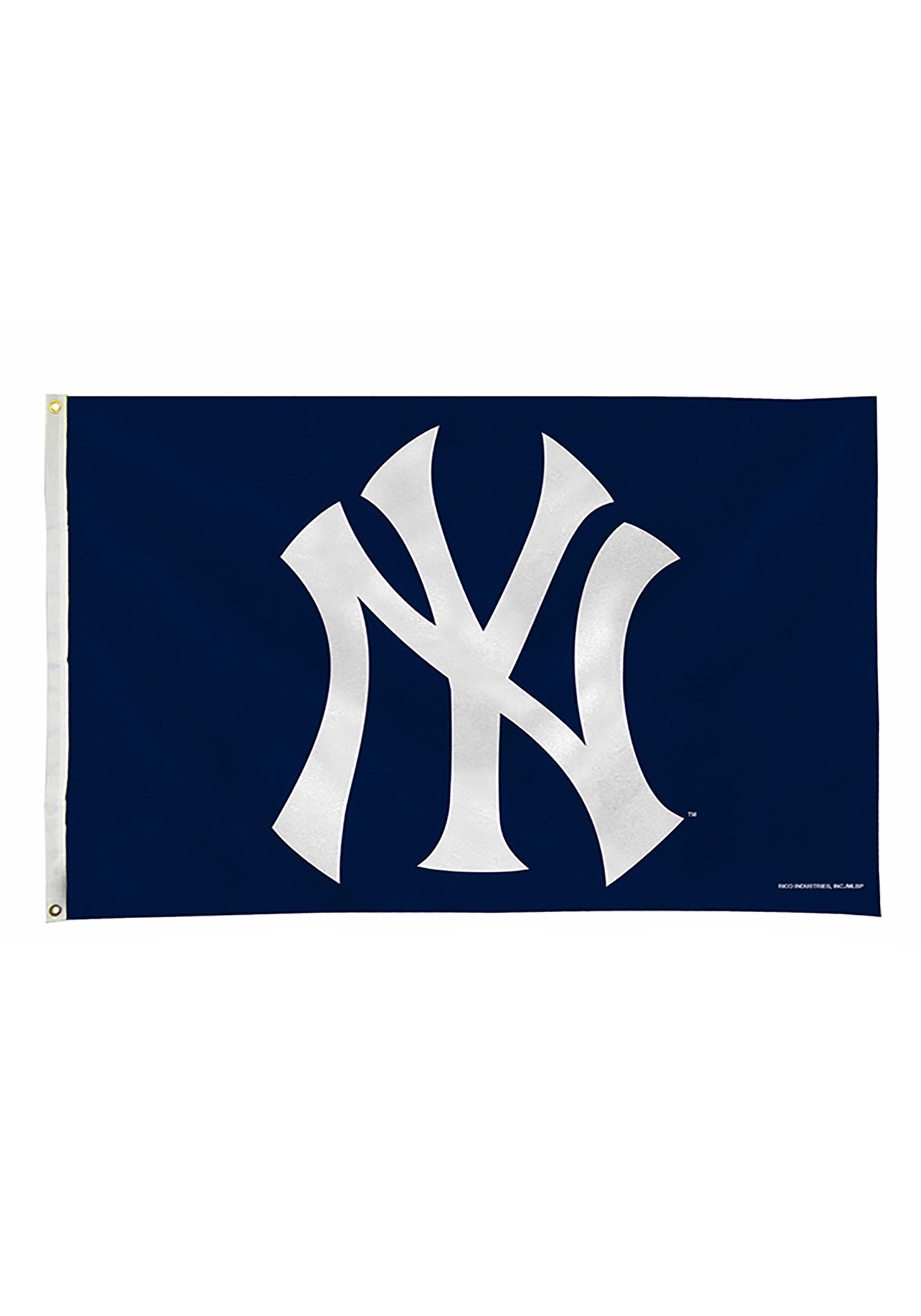 MLB New York Yankees 3 x 5 Banner Flag