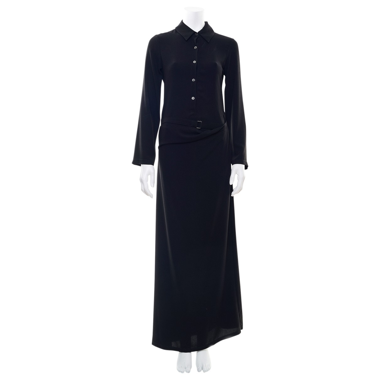 Ann Demeulemeester - Robe   pour femme - noir