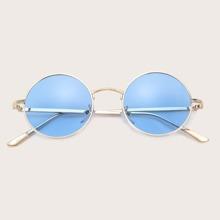 Guys Metal Frame Sunglasses