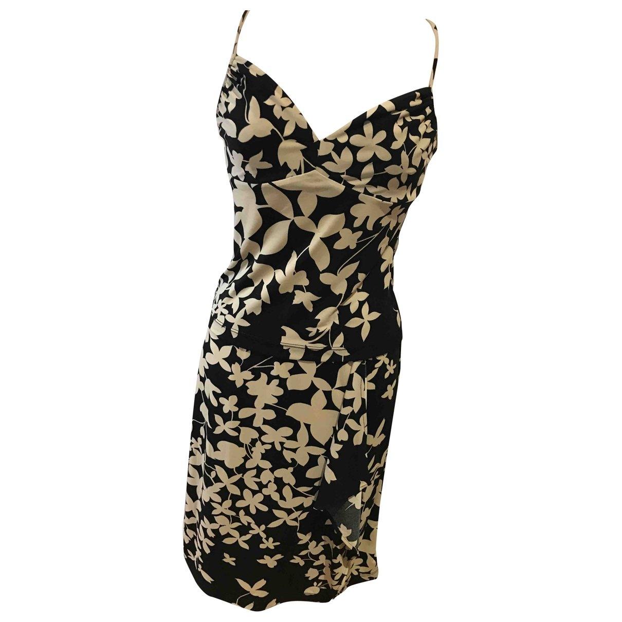 Bcbg Max Azria \N Beige dress for Women 40 FR
