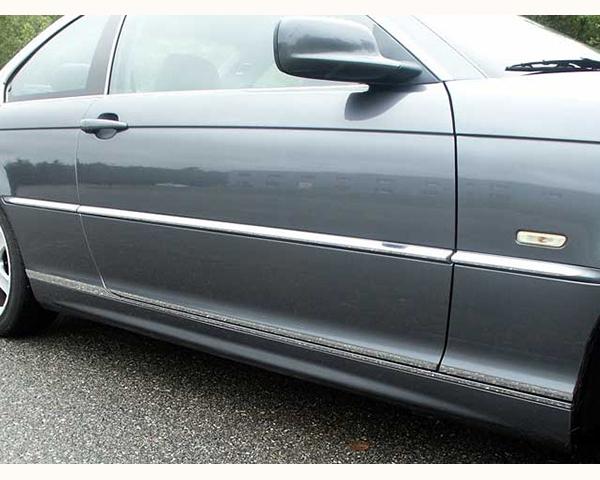 Quality Automotive Accessories 6-Piece 0.8125-Inch Width Molding Insert Trim Accent BMW 325i 2001