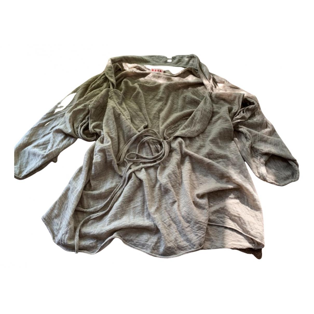 Blusa de Lana Marni