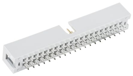 ASSMANN WSW , AWHW, 40 Way, 2 Row, Straight PCB Header (5)