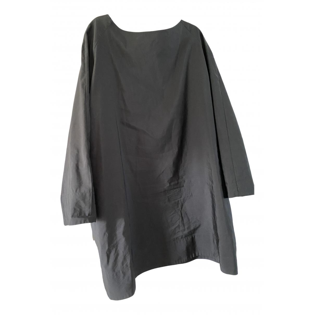 Vestido de Lino Dries Van Noten