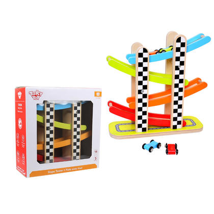 Tooky Toy Slope Tower with Box 11