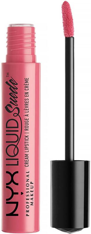 Liquid Suede Cream Lipstick - Tea & Cookies