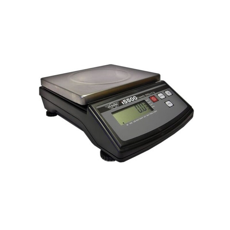 My Weigh iBalance 5500 Table Top Precision Scale - Black - Black