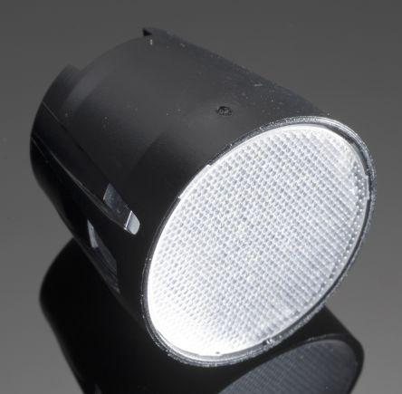 Ledil CP10944_RGBX-M, RGBX Series LED Lens, 26 ° Round Beam