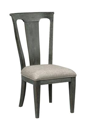 Ardennes Collection 848-636 ROLAND SIDE CHAIR in Black Forest and