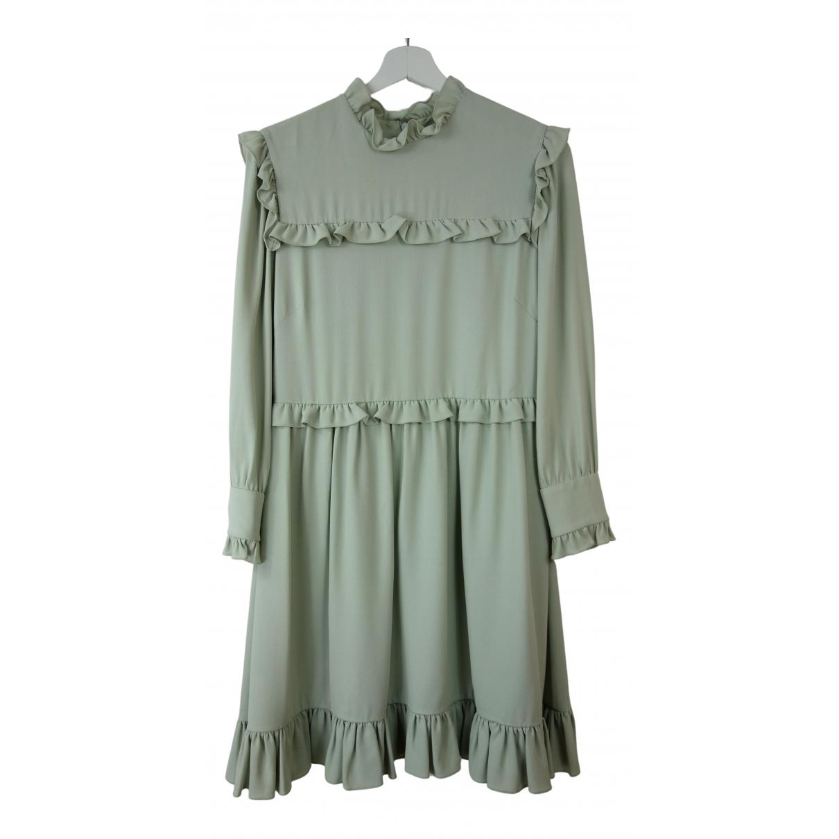 Vestido midi Christian Dior