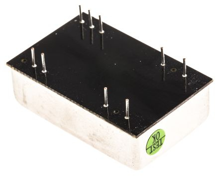 TRACOPOWER THD 15N 15W Isolated DC-DC Converter Through Hole, Voltage in 9 → 18 V dc, Voltage out 12V dc