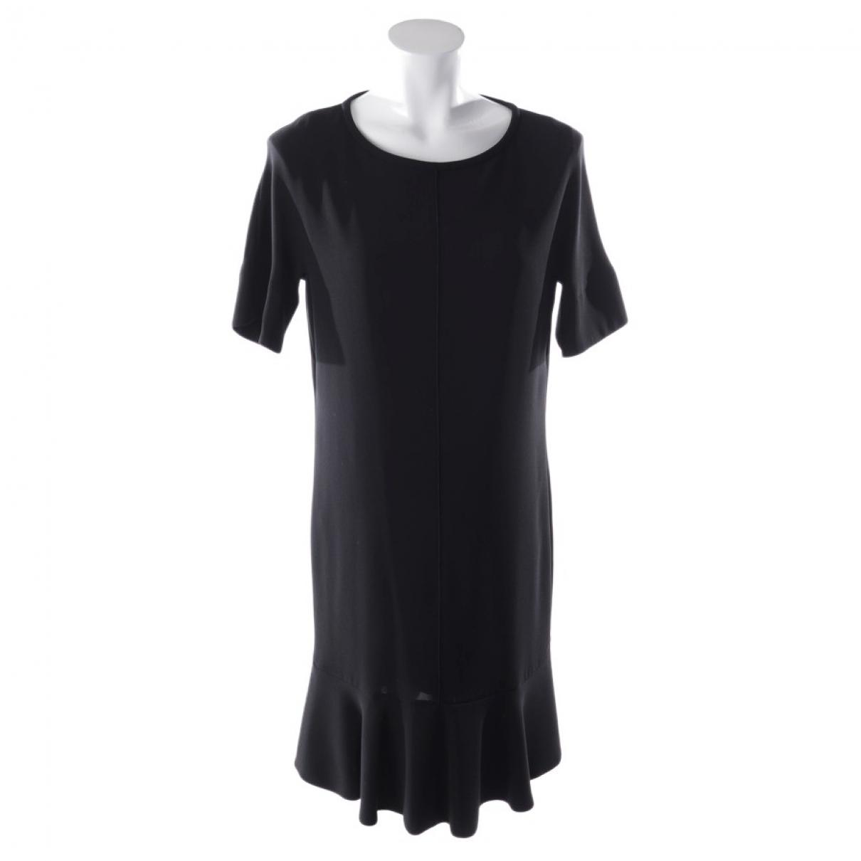Marc Cain \N Kleid in  Schwarz Polyester