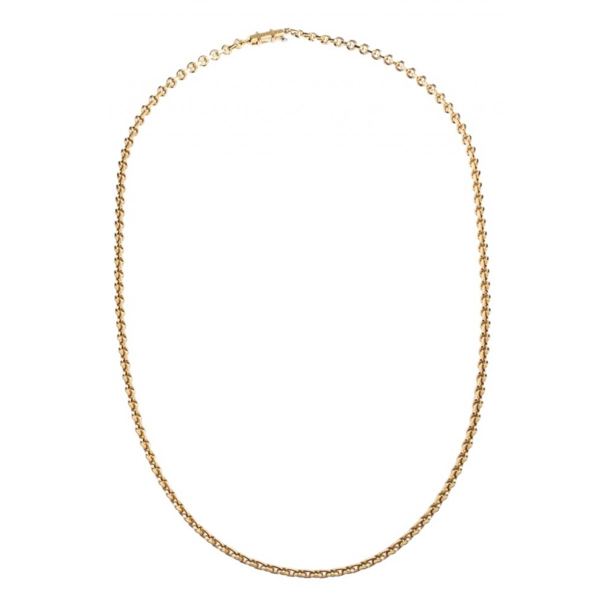 Cartier - Collier   pour femme en or jaune