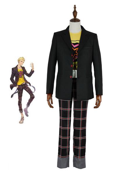 Milanoo Persona 5 Ryuji Sakamoto Cosplay Disfraz Halloween