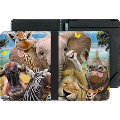 tolino vision 4 HD eBook Reader Huelle - Africa Selfie von Howard Robinson