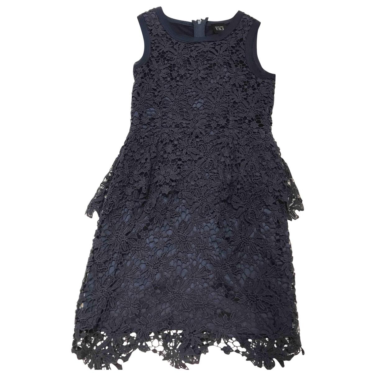 Twin Set \N Blue Cotton dress for Women 36 IT