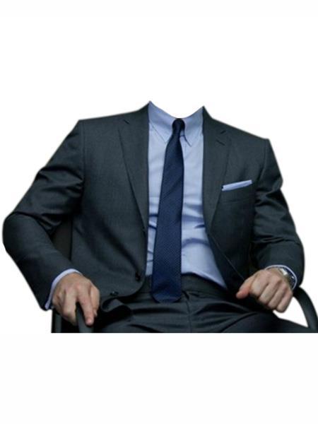 james bond ~ Daniel Craig Look Suit Tuxedo Dark Green