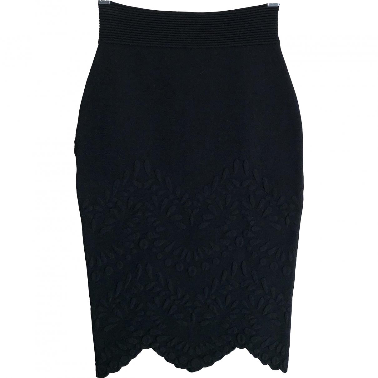 Alexander Mcqueen \N Black skirt for Women XXS International