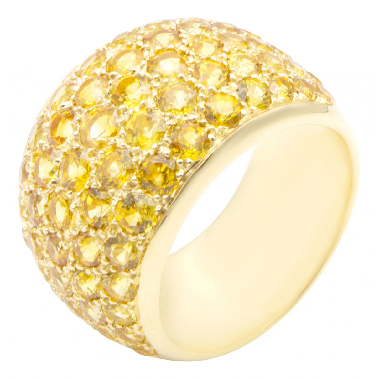 Poiray \N Ring in  Gold Gelbgold
