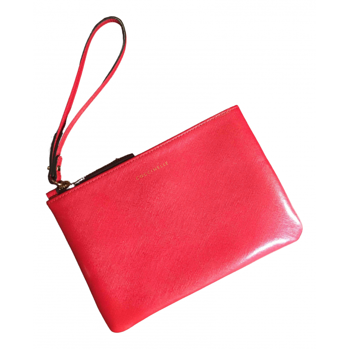 Coccinelle \N Red Leather Purses, wallet & cases for Women \N