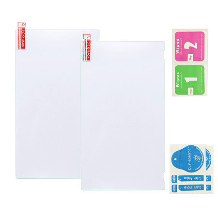 Tempered Glass Screen Protector For Nintendo Switch, One Size , White