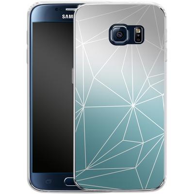 Samsung Galaxy S6 Silikon Handyhuelle - Simplicity 2 von Mareike Bohmer