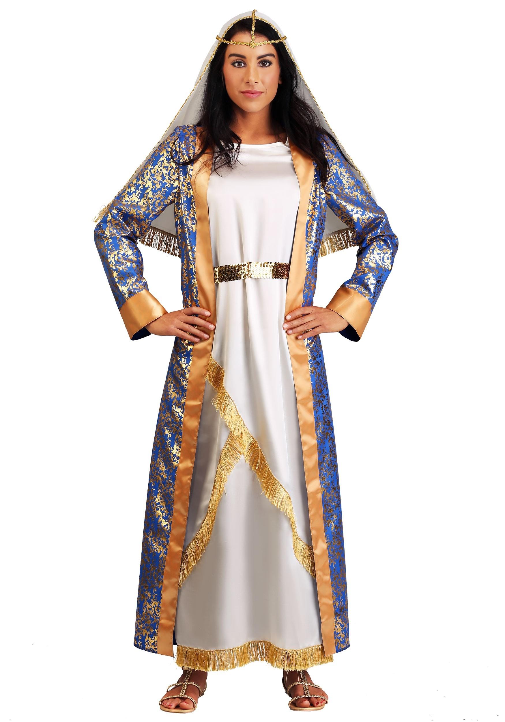 Queen Esther Women's Costume