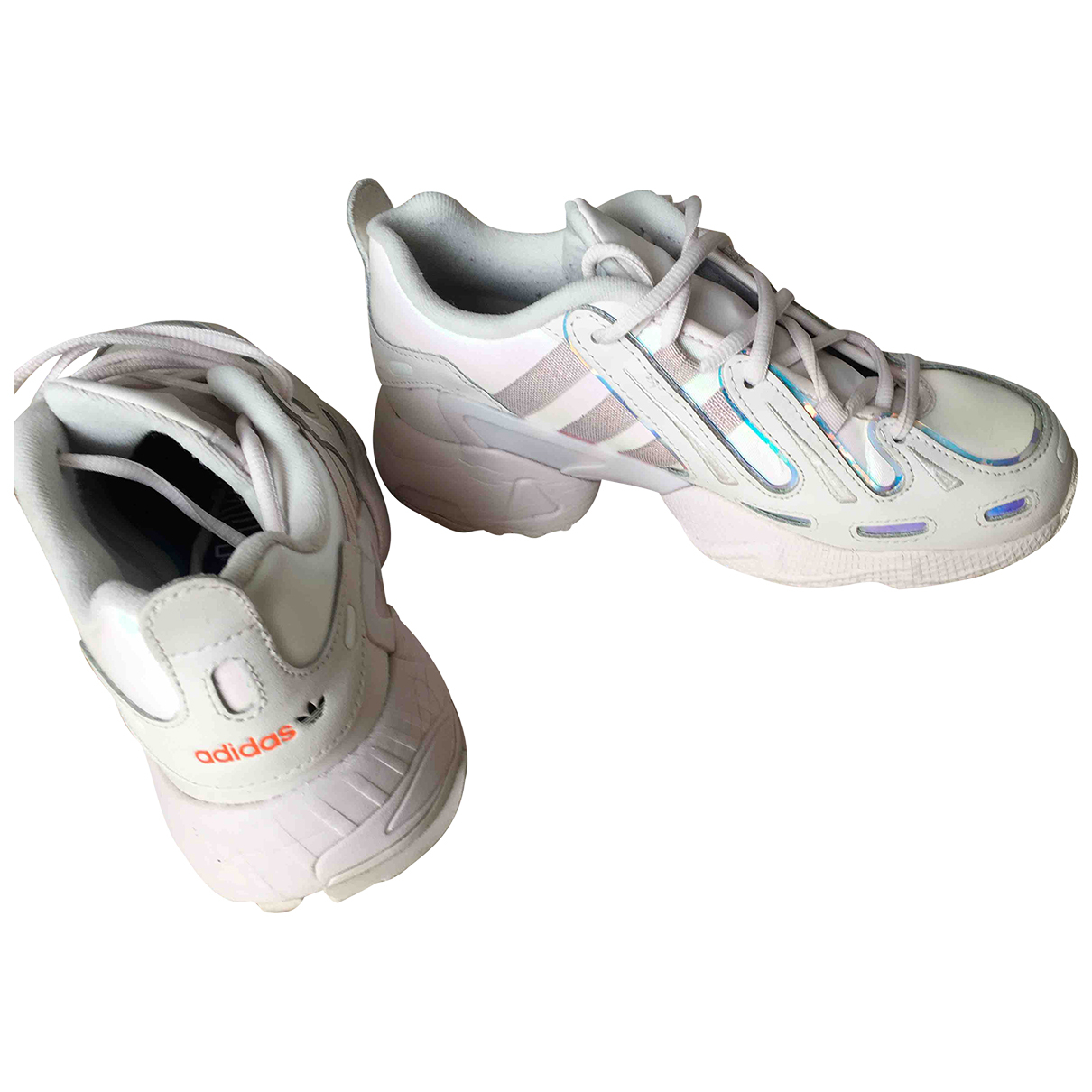 Adidas Gazelle Pink Leather Trainers for Women 37 EU