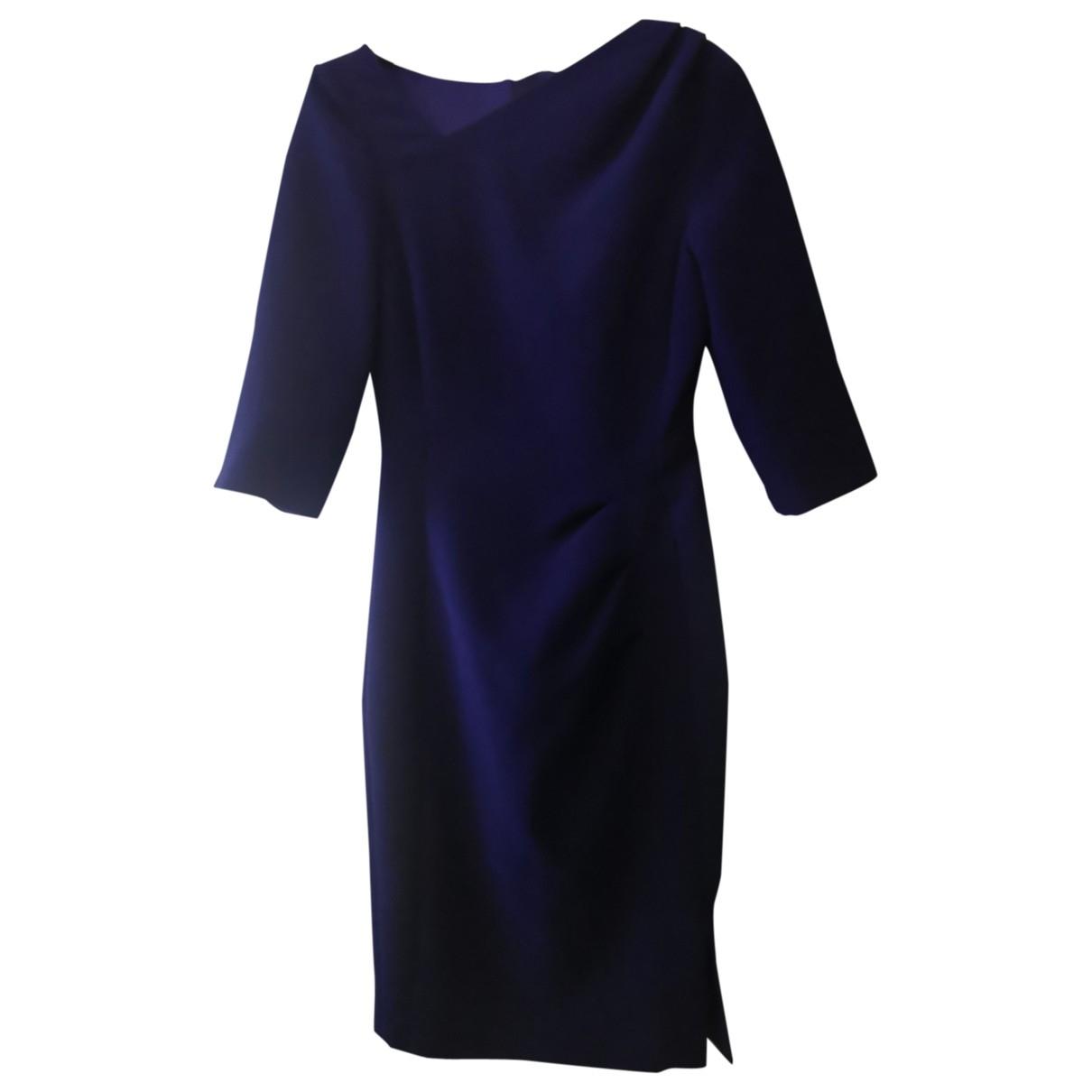 Lk Bennett - Robe   pour femme - bleu
