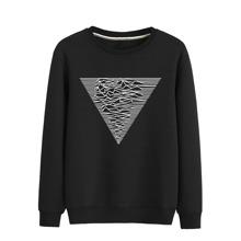 Sweatshirt mit Geo Muster