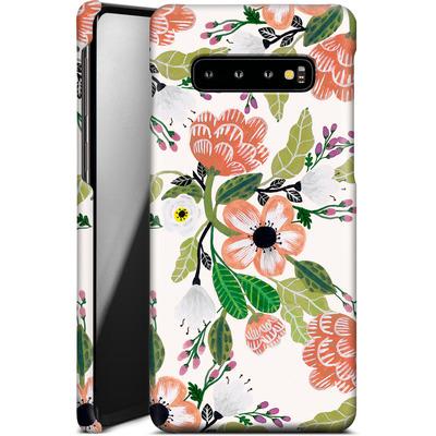Samsung Galaxy S10 Plus Smartphone Huelle - Botanical Dream von Iisa Monttinen