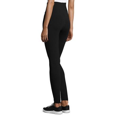St. John's Bay Womens Legging, Medium , Black