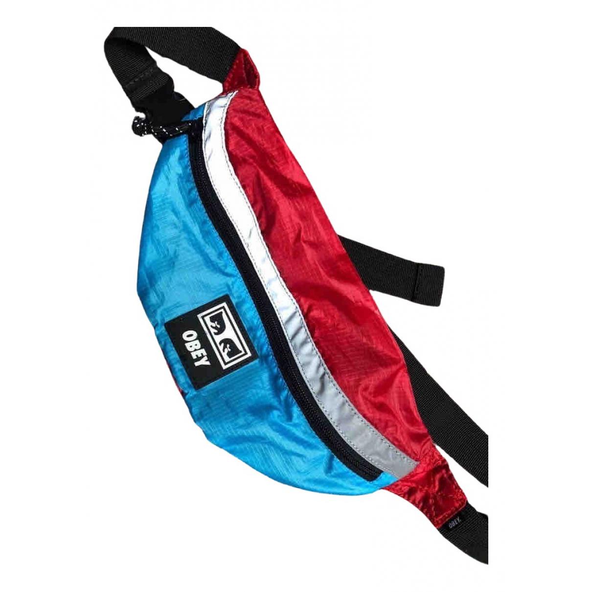 Obey N Multicolour bag for Men N