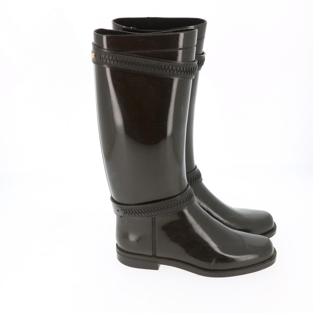 Givenchy - Bottes   pour femme - marron