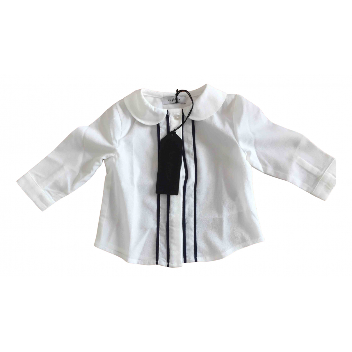 Byblos N White  top for Kids 6 months - until 26.5 inches UK