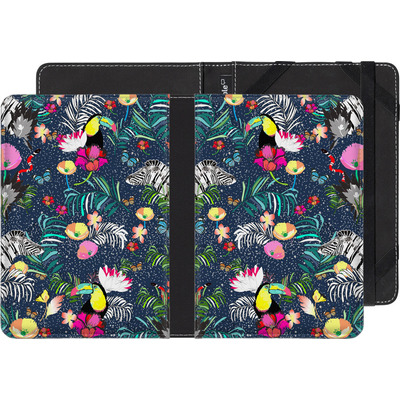 PocketBook Touch 622 eBook Reader Huelle - Jungle Glow von Mukta Lata Barua