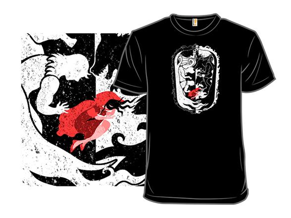 Mirror, Mirror Myth T Shirt