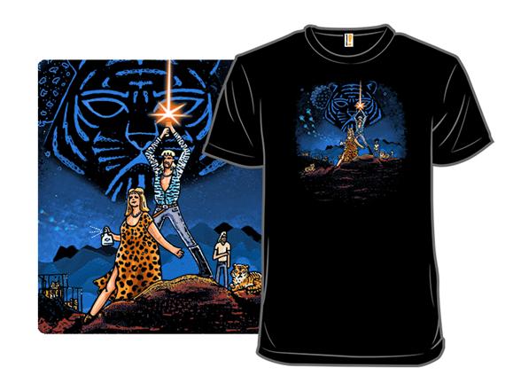 Big Cat Wars T Shirt